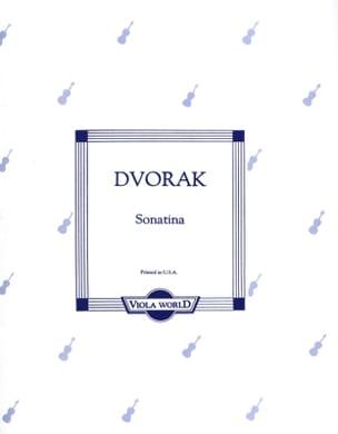 Sonatina op. 100 - Alto DVORAK Partition Alto - laflutedepan