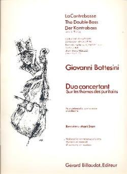 Duo concertant sur les thèmes des puritains - laflutedepan.com