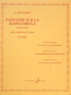 Fantaisie sur La Somnambule de Bellini - laflutedepan.com