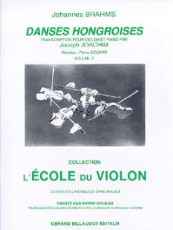 BRAHMS - Hungarian Dances Volume 2 - (N ° 11 A 21) - Sheet Music - di-arezzo.com