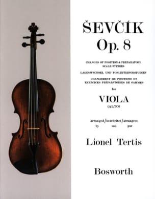 Otakar Sevcik - Opus 8 - Altstudien - Noten - di-arezzo.de