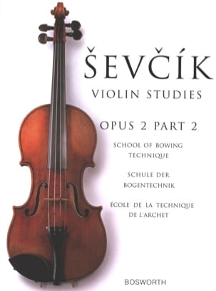 Otakar Sevcik - Etudes Opus 2 / Part 2 - Violin - Partition - di-arezzo.it