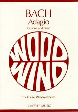 BACH - Adagio - Oboe piano - Partitura - di-arezzo.it