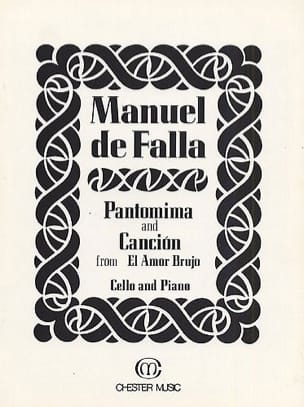 Pantomima and Cancion from El Amor Brujo DE FALLA laflutedepan