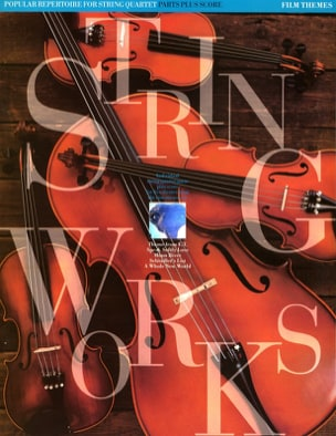 Jack Long - Stringworks Movie Themes - Sheet Music - di-arezzo.co.uk