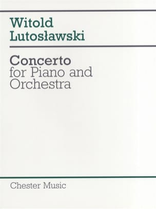 Concerto for piano and orchestra – Score - laflutedepan.com