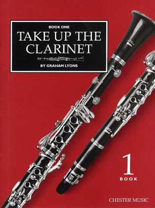 Take up the clarinet - book 1 Graham Lyons Partition laflutedepan