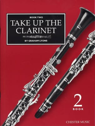 Take up the clarinet - book 2 Graham Lyons Partition laflutedepan
