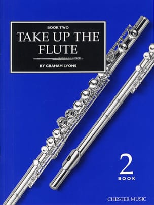Take up the flute - book 2 - Graham Lyons - laflutedepan.com