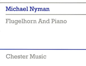 Michael Nyman - Nyman Flugelhorn And Piano - Partition - di-arezzo.fr