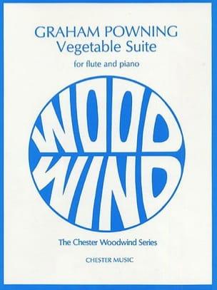 Vegetable Suite - Flute piano - Graham Powning - laflutedepan.com