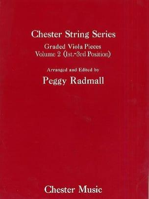 Graded Viola pieces, Volume 2 – Chester String Series - laflutedepan.com