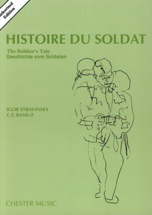 Igor Stravinsky - Histoire du Soldat – Score - Partition - di-arezzo.fr