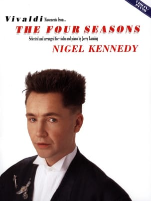 The Four Seasons Movements from ... - VIVALDI - laflutedepan.com