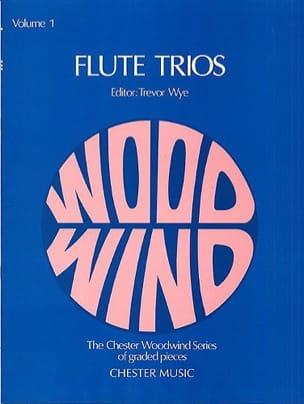 - Flute Trios - Volume 1 - Partition - di-arezzo.fr