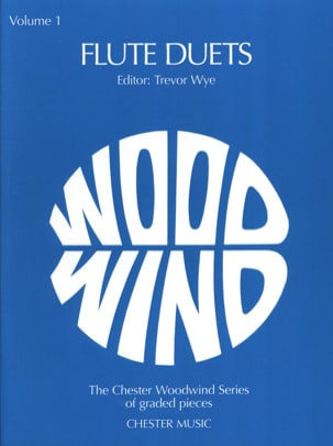 Trevor Wye - Flute Duets - Volume 1 - Partition - di-arezzo.fr