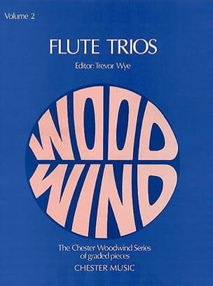Flute Trios - Volume 2 - Partition - laflutedepan.com