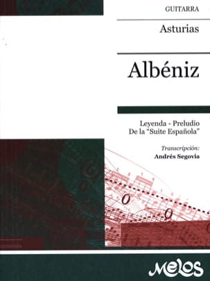 Isaac Albeniz - Asturias - Sheet Music - di-arezzo.com