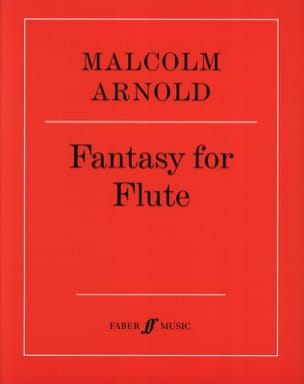 Malcolm Arnold - Fantasy For Flute Op. 89 - Sheet Music - di-arezzo.co.uk