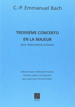Concerto n° 3 en la Majeur - laflutedepan.com