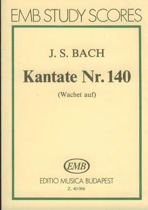 Kantate Nr 140 - Partitur - BACH - Partition - laflutedepan.com