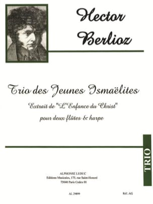 BERLIOZ - Trio of young Ishmaelites - Sheet Music - di-arezzo.com