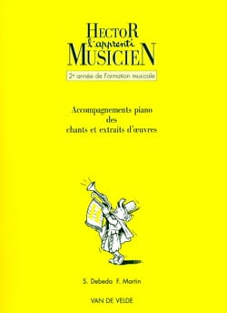 Debeda - Hector The Apprentice Musician 2nd Year - Sheet Music - di-arezzo.com