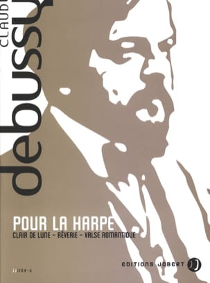 DEBUSSY - For the Harp - Sheet Music - di-arezzo.com