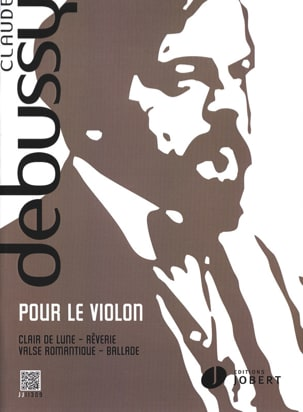DEBUSSY - For the violin - Sheet Music - di-arezzo.com