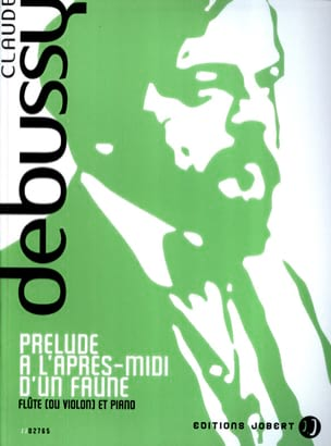 DEBUSSY - Prelude to the Afternoon of a Faun - Sheet Music - di-arezzo.com