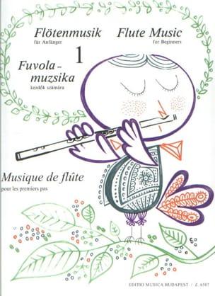 Musique pour les 1ers pas, Volume 1 - Flûte - laflutedepan.com