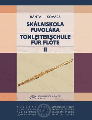 Tonleiterschule für Flöte - Bd. 2 laflutedepan