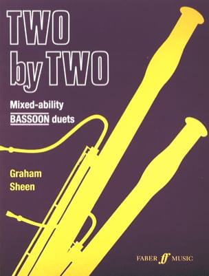Two by Two - Bassoon Duets Partition Basson - laflutedepan