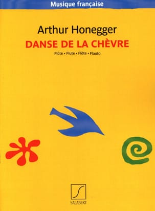 Arthur Honegger - Danse de la chèvre - Partition - di-arezzo.ch