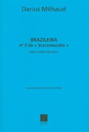 Darius Milhaud - Braziliera, No. 3 Scaramouche - Sheet Music - di-arezzo.co.uk