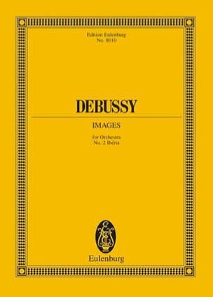 Ibéria - Images n° 2 - Conducteur - DEBUSSY - laflutedepan.com