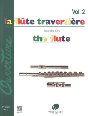 Isabelle Ory - The Flute - Volume 2 - Partitura - di-arezzo.it