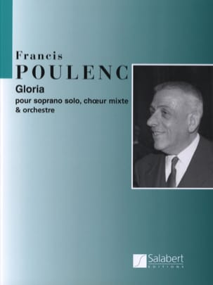 Francis Poulenc - Gloria - Sheet Music - di-arezzo.co.uk
