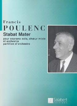 Francis Poulenc - Stabat Mater - Driver - Sheet Music - di-arezzo.co.uk
