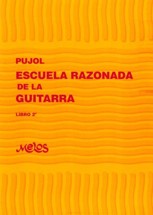 Emilio Pujol - Reasoned School of the Guitar - Book 2 - Sheet Music - di-arezzo.com