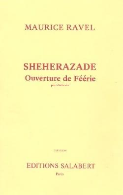 Shéhérazade, Ouverture de féerie - Conducteur - laflutedepan.com