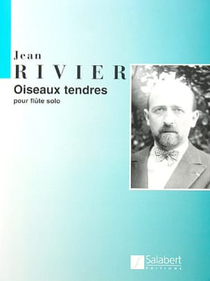 Jean Rivier - Tender birds - Sheet Music - di-arezzo.co.uk