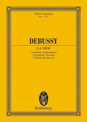 DEBUSSY - The sea - Sheet Music - di-arezzo.co.uk