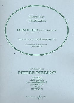 Domenico Cimarosa - Concerto in B major for Oboe - Sheet Music - di-arezzo.com