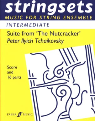 TCHAIKOVSKY - Suite from The Nutcracker - Sheet Music - di-arezzo.com