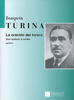 Joaquin Turina - The Oracion Del Torero - Driver - Sheet Music - di-arezzo.co.uk
