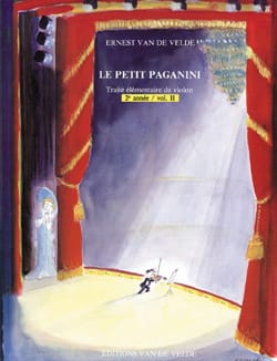 - The Little Paganini Volume 2 - Sheet Music - di-arezzo.co.uk