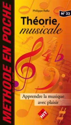 Philippe Rallu - Musical Theory - Sheet Music - di-arezzo.co.uk