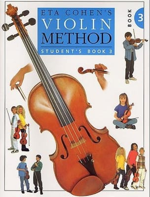 Eta Cohen - Violin Method, Volume 3 - Student - Sheet Music - di-arezzo.com