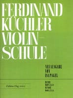 Ferdinand Kuchler - Violinschule - Band 1, Heft 2 - Sheet Music - di-arezzo.co.uk